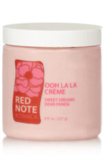 Red Note Botanica Creme Sweet Dreams Dear Panda