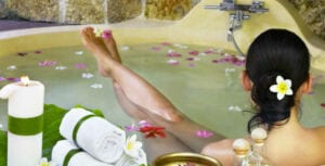 Woman in Spa Tub - MAIN PAGE - Crop - Blog